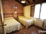 Habitación apartamento dos camas
